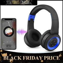 Wireless Headphones Bluetooth Headphone Foldable Headset With MIC Support TF Card For Phone PC MP3 Player Bluetooth Headphone