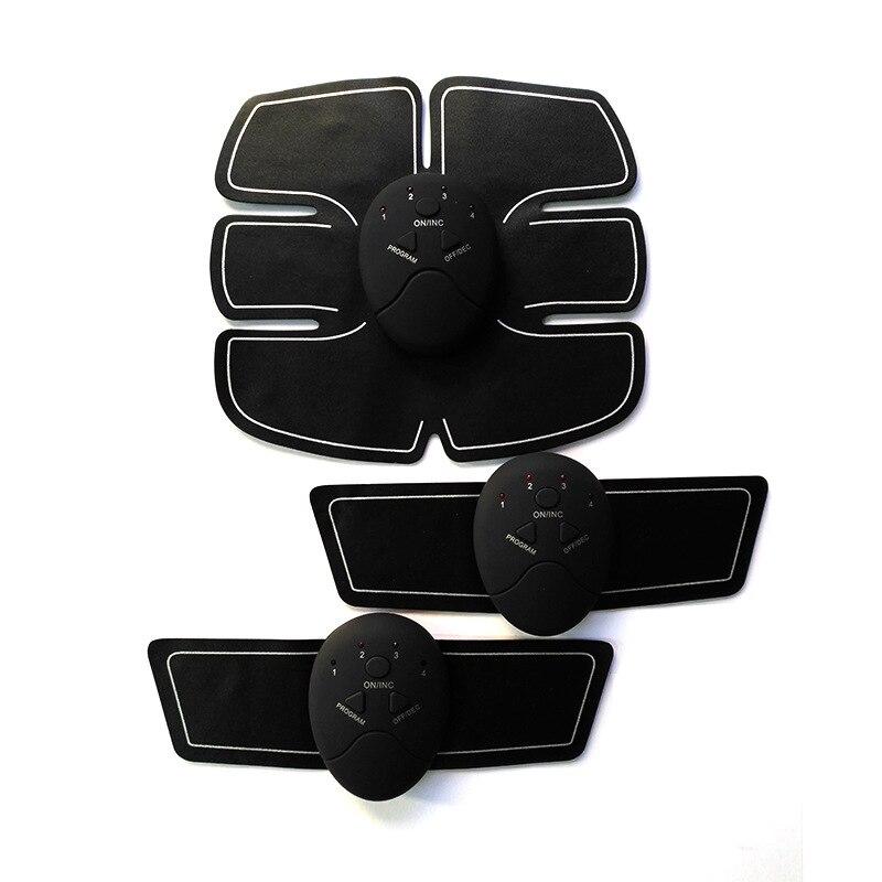 6 Gói ABS Bụng Trọng Lượng Nhạc Cụ Nhận Được Tập Cơ Bụng Dán Hộ Gia Đình Giày Lười Thiết Bị Tập Thể Dục Pin-Bụng Trọng Lượng Tôi