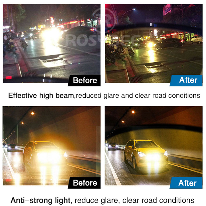 Image 4 - Aluminum Magnesium Photochromic Sunglasses mens Polarized Day Night Vision Men Oculos Driver Yellow male Driving Glasses gafasMens Sunglasses   -