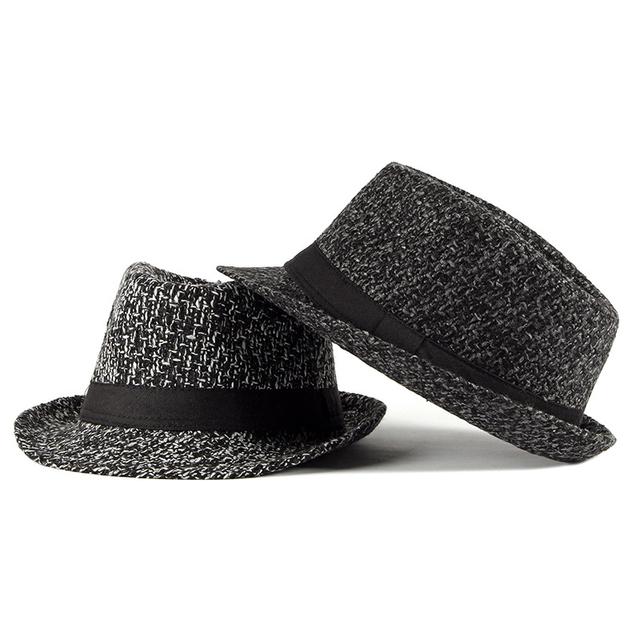 Nuevo sombrero de otoño-invierno
