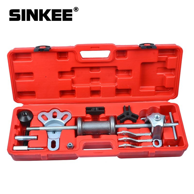 Axles Slide Hammer Puller Set 2/3 Jaw Internal/External Puller Bearing Remover Tool Set SK1152