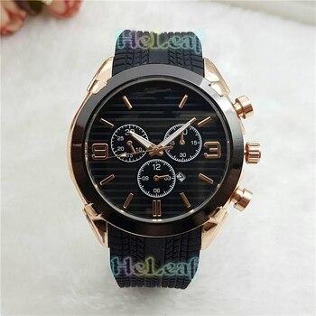 Fashion Brown Blue Black  men's Watch Quartz Wrist Watches boy Famous Brand Female Clock Montre Femme reloj super speed v6 v0180 racer quartz movement wrist watch for man black brown white