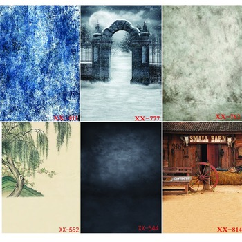 цена на Vinyl Custom Photography Backdrops Prop Vintage Theme Photography Background #21150