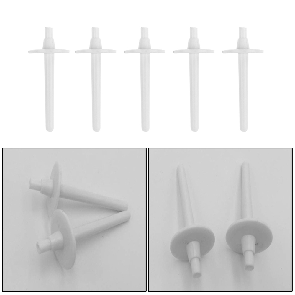 5pcs/set Spool Pins Spoon Stand Holder Household Sewing Machine Parts Knitting Accessories 7*3cm For 600 750 2000 4205 4206