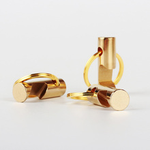 Creative Pure Brass Bottle Opener Beer Screwdriver Key ring Personality Keychain Pendant Outdoor Portable EDC Gadget