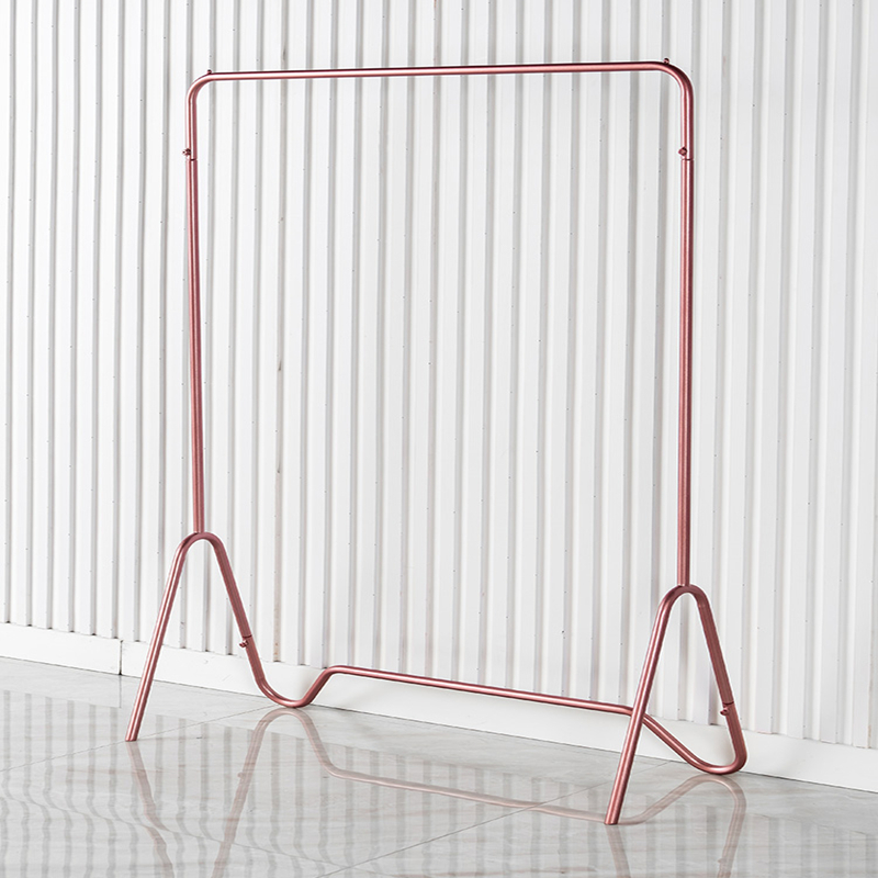 Clothes Rack, Floor To Floor, Clothes Rack, Lying Room, Ins, Suitable For Home Use, Simple Clothes Rack