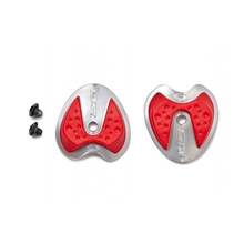 Road bike lock shoes HEEL CLEAT Spare cleats for the sole has the replaceable studs Heel lug  Sold in pairs Fits all Sidi shoes