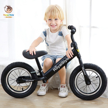 Children's Balance Bike 2-6 Years Old Learn to Walk Scooter Kids Bicycle without Pedal Boys and Girls Car Gifts for Baby balance bike no pedal walking bicycle with carbon steel frame adjustable handlebar and seat 110lbs 2 to 6 years old