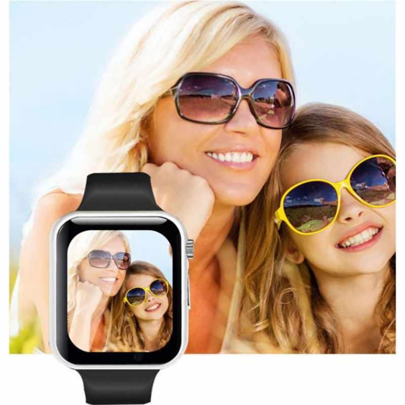 Reloj inteligente Bluetooth A1 con pantalla táctil GT08 compatible con reloj inteligente 2G con tarjeta SIM TF y multilingüe para IOS Android