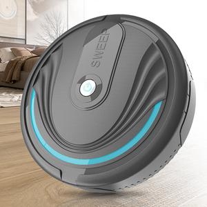 Smart Sweeping Robot Vacuum Cleaner USB Rechargeable Automatic Induction Obstacles Floor Dust Hair Cleaning Sweeping Machine