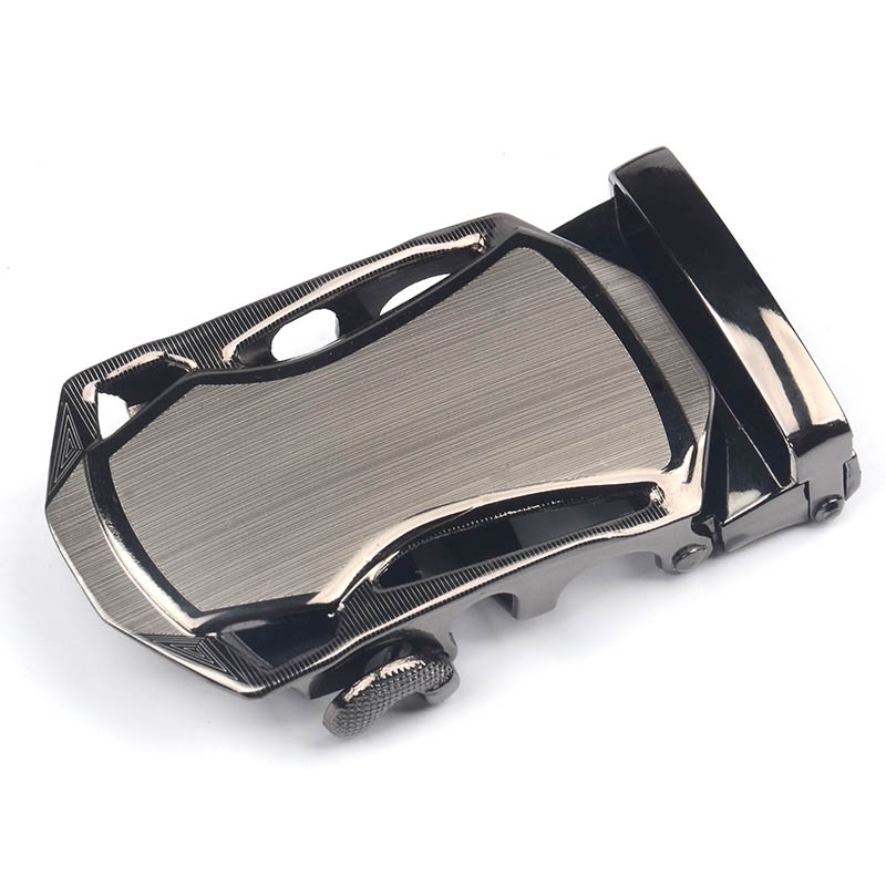 High Quality Alloy Belt Buckles For Men Can Be Matched With Men's Genuine Leather Belt Width 3.4-3.6CM