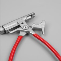 Multi-function Hammer Universal Hammer Multi-purpose Pipe Wrench With 10 Functions Iron Hammer Manual Power Nail Shooter Gun