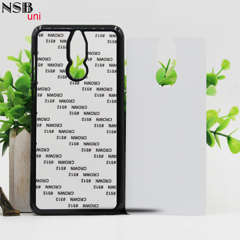 NSB Uni Blank Cell Phone Cases Covers For Hua wei Mate 10 Lite Sublimation Mobile Phone Protective Phone Cases(China)