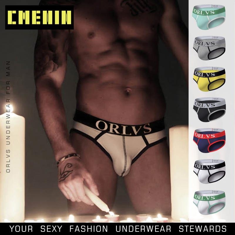 Sexy Men Underwear Gay Briefs Jockstrap Breathable Cotton Men Underwear Brief Under Wear Lingerie For Men High Quality 2020 New