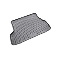Trunk Mat for HYUNDAI Accent II 2000 2005  ETS. (PU  gray) NLC.20.06.B10g|  -
