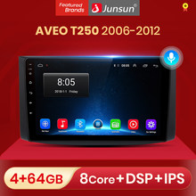 Junsun V1 pro 2G + 32G Android 10 Für Chevrolet AVEO T250 2006 - 2012 Auto Radio Multimedia video Player Navigation GPS 2 din dvd
