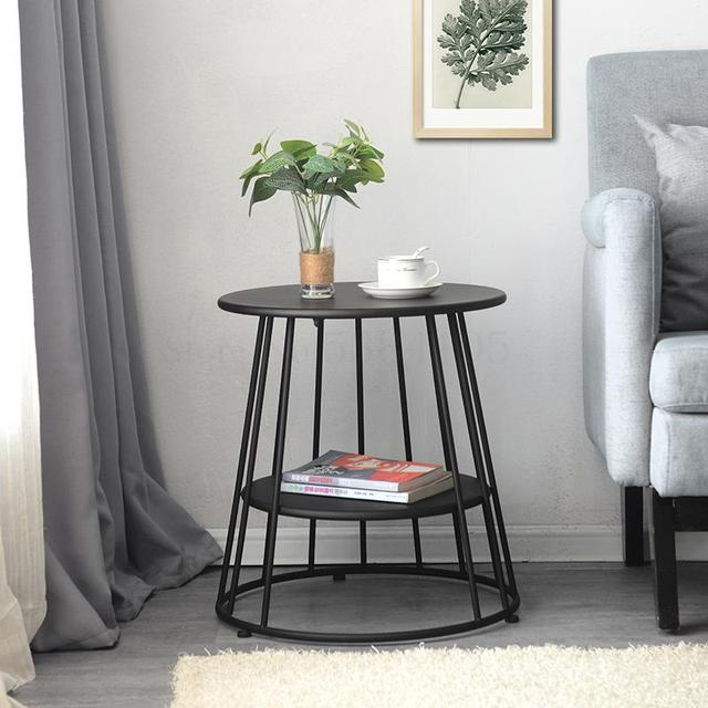 Round Side Table 1