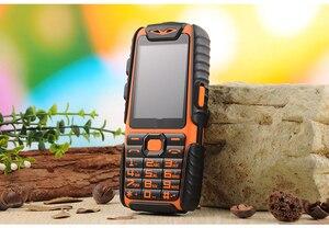 "Image 4 - WaterProof GuoPhone A6 Rugged Power Bank Phone With 2.4"" Shockproof 0.3MP Loud Speaker Flashlight Dual SIM Senior Outdoor Phone"