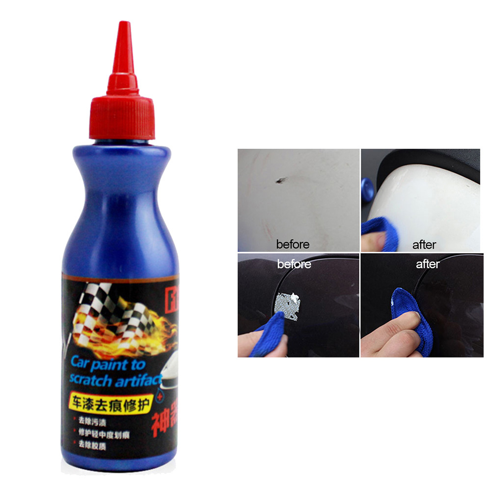 Remove-Trace-Tool Wax-Coating Ceramic Car-Repair Multifunction Dilution-Version