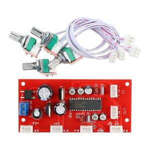 Image 4 - Ghxamp UPC1892CT Preamp لهجة مجلس Preamplifier لهجة التحكم الجهد فصل نوعية جيدة المزدوج تيار مستمر 12 فولت 24 فولت 1 قطعة