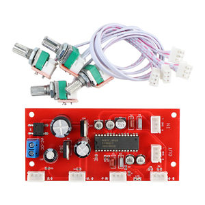 Image 4 - Ghxamp UPC1892CT Preamp Tone Board Preamplifier Tone Control Potentiometer Separation Good Quality Dual DC 12v 24V 1pc