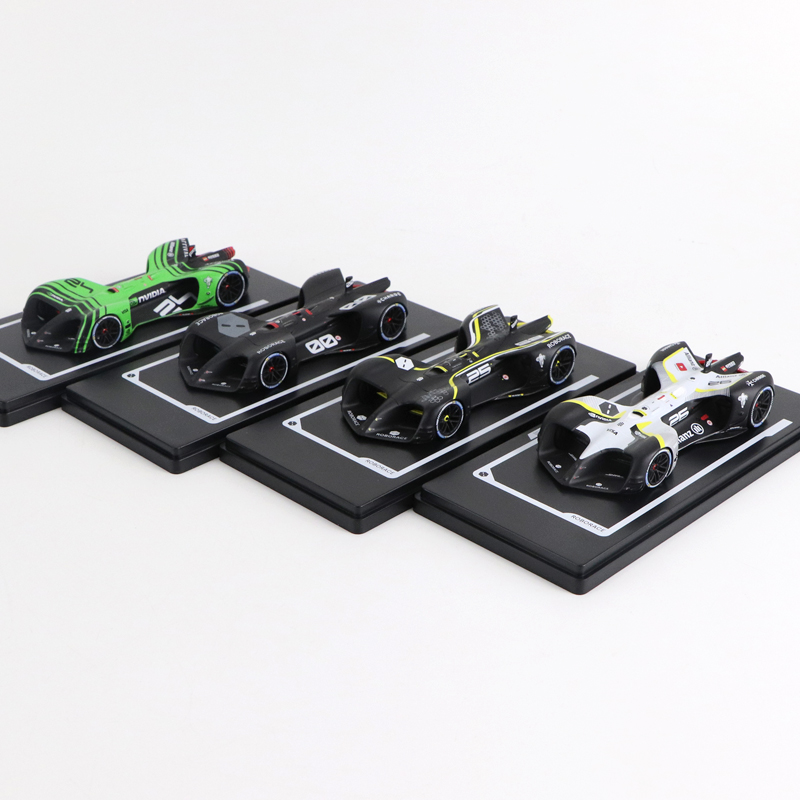 1//43 SCALE ROBORACE ROBOT ON BOARD RESIN COLLECTIBLE CAR MODEL DISPLAY GIFT