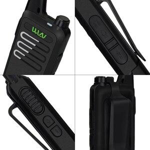 Image 5 - WLN KDC1 جهاز لاسلكي محمول صغير KD C1 FM جهاز الإرسال والاستقبال اتجاهين راديو هام التواصل KD C1 محطة راديو جهاز اتصال داخلي لاسلكي