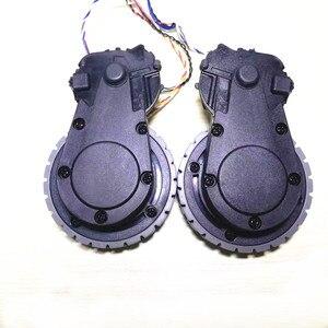Robot prawe lewe koło z silnikiem do Ecovacs Deebot Ozmo 930 części do robota odkurzającego montaż koła wymiana silnika