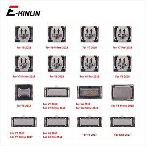 Image 2 - Haut écouteur avant pièce doreille haut parleur pour HuaWei Y9 Y7 Y6 Pro Y5 Prime 2019 2018 GR5 2017 remplacer les pièces