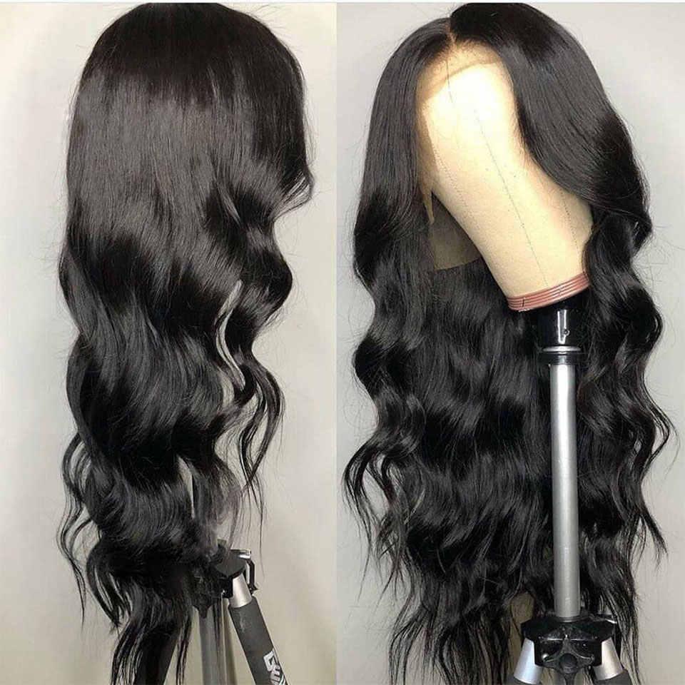 Spitze Front Menschliches Haar Perücken 13x4 4x4 Spitze Remy 150% Dichte Malaysia Körper Welle Spitze Frontal perücke Für Frauen Jarin Haar Freies Schiff