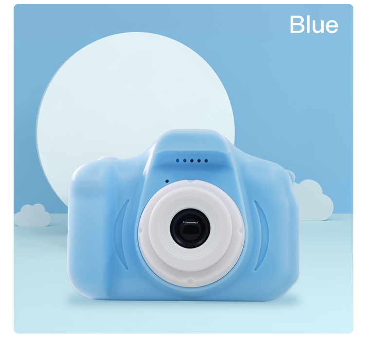 H8547b7f0553f4c8e874a24c9e24a6316E TISHRIC Mini Digital Children's Camera 1080P Kids Educational Toys camera For Shooting Video For Children Baby Birthday/Gifts
