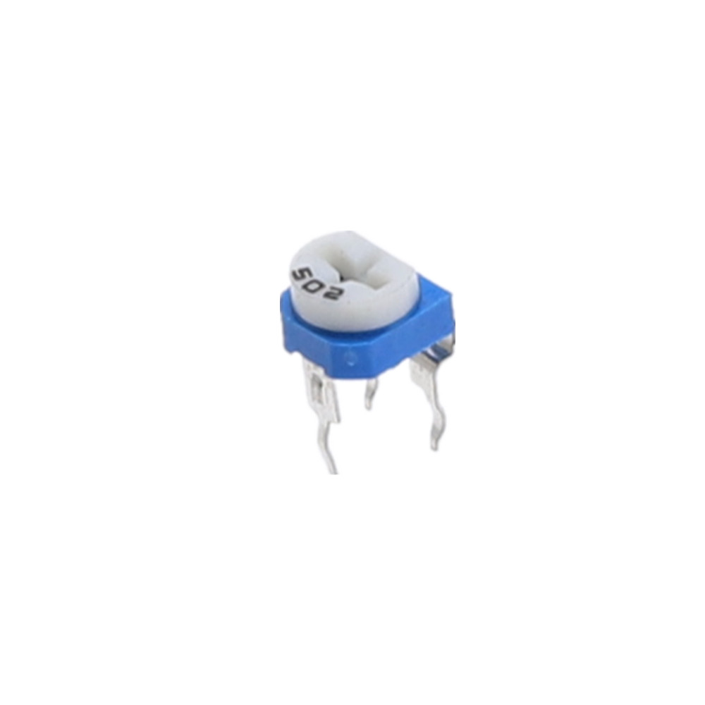 3 x 100 OHM Trimpot Variable Resistor 6mm