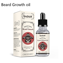 30ml  Beard growth oil  men's products  aftershave gentle and non-irritating