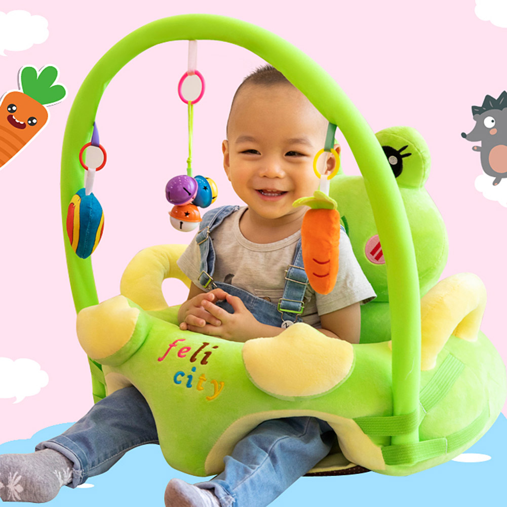 Infantil Baby Sofa Baby Seat Sofa Support Seat Baby Feeding Plush Support Chair Learning To Sit Soft Plush Toys Travel Car Seat