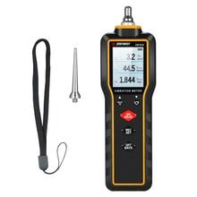 Portatile SW65A Digitale Analizzatore LCD Tester di Vibrazione di Vibrazione Vibrometro Tester rilevatore di guasti meccanici 0.1 ~ 199.9m/s