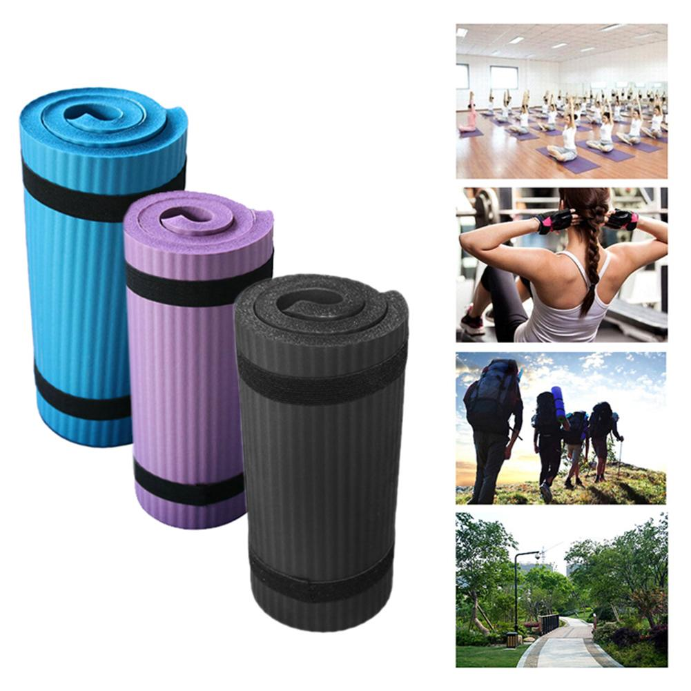 Yoga Knee Pad Cushion Wrist Elbows Pads Mats For Sports Gym Knee Protector Accessories Training Workout Non-Slip Yoga Knee Mat