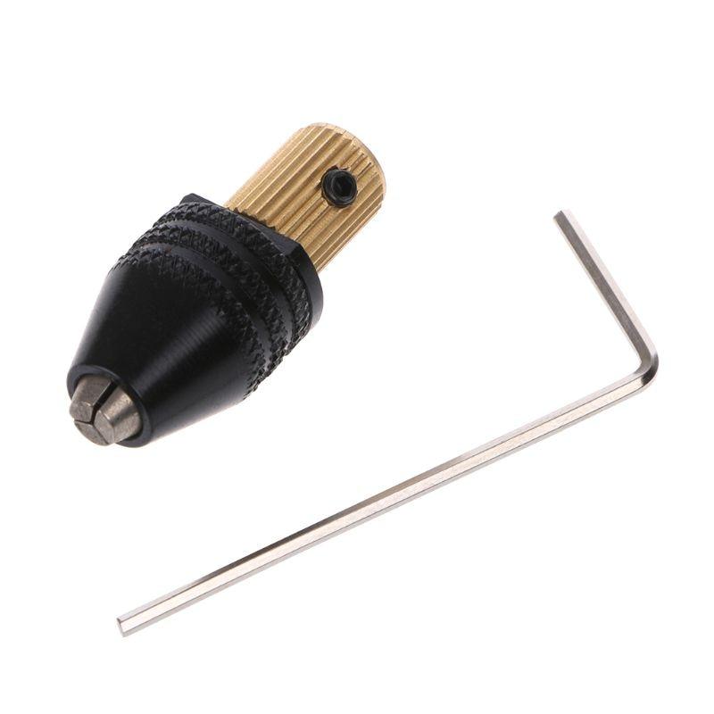Mini 0.3-3.5mm Small For Mini Electronic Drill Chuck Bit Tool Set Universal New 95AA