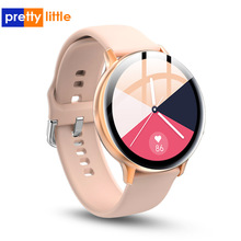 Sports Ladies Smart Watch Fitness Tracker Men Women Ip68 Waterproof Smartwatch 24 Hours Heart Rate Monitoring For Android IOS