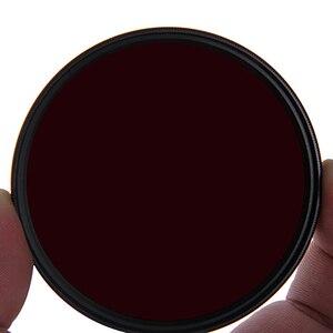 Image 4 - GloryStar 52 82mm Ir680 Ir720 Ir760 Ir850 Ir950 Infrared Infra red Ir Filter 720nm Fun Artistic Photography Camera Lens Filter