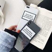 Moskado Couples Phone Case For iPhone 6 6s 7 8 Plus 5s SE Letter Love Transparent Art For iPhone X XR XS Max Soft TPU Back Cover цена и фото