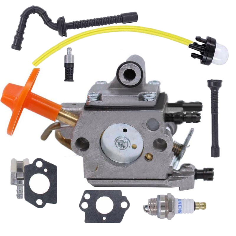 Highly Matched To The Original Device Carburetor Kit For Stihl MS192 MS192T MS192TC Zama C1Q-S258 1137-120-06 Chainsaw