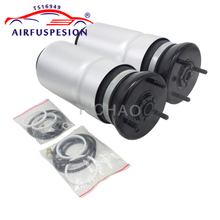 2PCS Front Air Suspension Spring Bag repair kits for Land Rover Discovery 3 4 Range Rover Sports 2005 2012 RNB501620 RNB501250