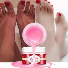 Rose Wax Foot Care Moisturizing Smooth Anti-drying Whitening Feet Essence Mask Callus Remover
