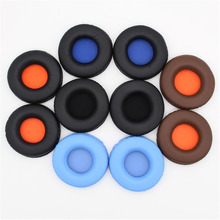 1 Pair Universal Earpad Foam Ear Pads Cups Cover Cushion Replacement For Skullcandy Hesh 1.0 2.0 Wireless Headphone Eh#