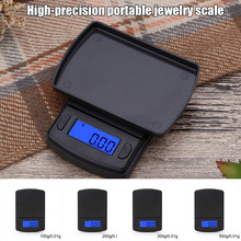 Weighing Scales Jewellery Electronic-Pockets 500-Grams Digital Gold Mini Portable To