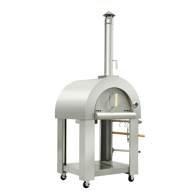 2019 Newest Stainless Steel Wood Fired Pizza Oven Hyxion Pizza Oven