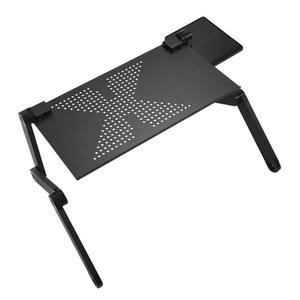 Multifonctionnel Ergonomique ordinateur Portable support de table pour lit Canapé Portable table d'ordinateur Portable pliable pour ordinateur Portable de bureau