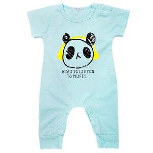 Детский комбинезон для новорожденных; Новинка 2020 года; Сезон лето; Хлопковый бутик с короткими рукавами; Комбинезон для маленьких мальчиков...