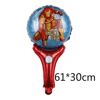 10pcs Super Hero Balloon Latex Balloons Spiderman Kids Spider man Birthday Party Decoration Baby Shower Balloons 19