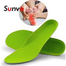 Insoles for Sports Shoes Men Women Flat Foot Arch Support Running Insole Shock Absorption Breathable Orthopedic Insert Shoe Pads random floral print plus size beach cover up